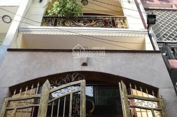 Nhà đẹp Trần Đình Xu 4 x 14m, trệt, 3 lầu, sân thượng phong cách Châu Âu. Giá bán 17.8 tỷ