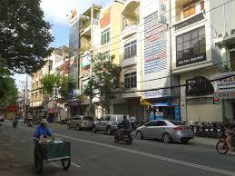 Chính chủ bán nhà mặt tiền Hùng Vương, P. 9, quận 5. DT: 4x17m, nhà 7 lầu, thang máy, giá 22 tỷ