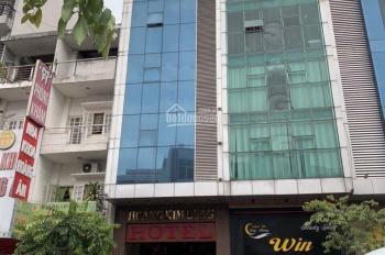 MT Ký Con, P. Nguyễn Thái Bình, Q1, 4 x 20m, hầm 6 lầu, HDDT 140tr/tháng