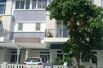 Đi định cư bán nhà phố Khang Điền, 6x22m, phường Phú Hữu, Q9, nhà đã xây xong