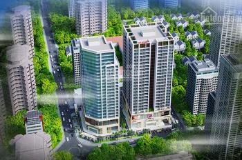 Cho thuê tòa The Legacy 106 Ngụy Như Kon Tum - sàn tầng 1 800m2/sàn, có cắt lẻ