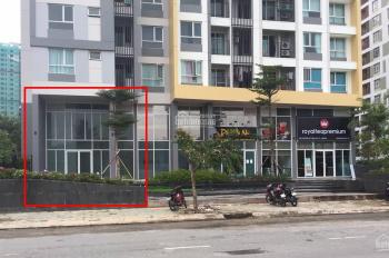 Cho thuê dài hạn shophouse Krisvue (tầng trệt khu 1.000 Capitaland đầu tư). LH: 0528011660