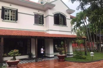 Bán biệt thự Thảo Điền - Hẻm nội bộ Xuân Thuỷ - 1285m2 - 60tr/m2 - 0908947618