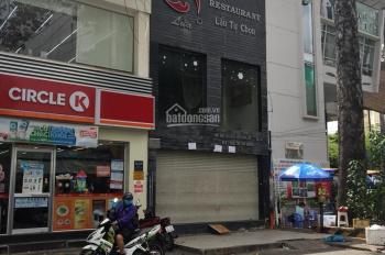 Cho thuê nhà mặt tiền 25 Trần Quang Diệu, Quận 3, gần ngã 4 Lê Văn Sỹ, P14, Q 3 LH: 0767301646