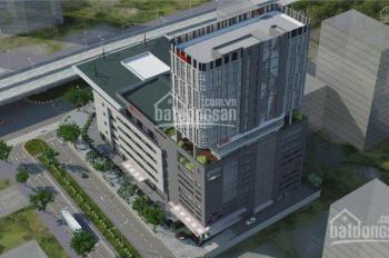 Cho thuê văn phòng tòa nhà Toyota, 15 Phạm Hùng, DT 130m, 270m, 330m, 420m, 700m, 1500m2