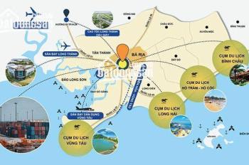 Đất nền KDC Châu Pha - Phú Mỹ - Vũng Tàu
