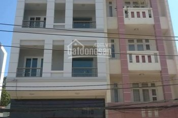 17.8 tỷ bán nhà siêu vị trí (hầm 5 lầu) đường Hậu Giang, P. 4, Q. Tân Bình DT 4,9x20m 0932896161