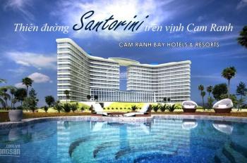 Condotel 5 sao giá chỉ từ 2 tỷ 7 tại Cam Ranh Bay Hotels & Resorts