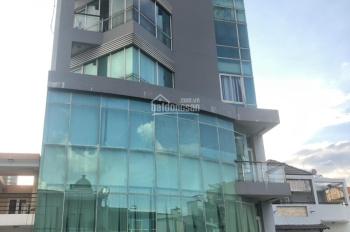 Cho thuê toà nhà đường D5,diện tích 8x16m,nhà hầm 7 lầu,thích hợp kinh doanh mọi ngành nghề,ĐL