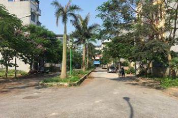 Cần bán nhanh lô đất đường đôi khu đất đấu giá 11 Việt Hưng DT 80m2, MT 5x16m bán nhanh trong tháng