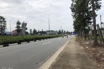 Bán đất Định Hoà, mặt tiền Mỹ Phước Tân Vạn gần bệnh viện 1500 giường, DT 6x30m, thổ cư 150m2