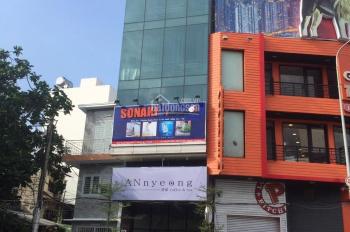 Bán nhà MT Trần Hưng Đạo, P. Nguyễn Cư Trinh, Q.1 DT: 5x21m, 5 lầu. HĐT: 160 tr/th giá chỉ 40 tỷ