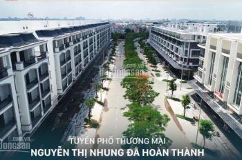 Chính chủ nhà bán shophouse Nguyễn Thị Nhung 7x20m trệt + 5 lầu, giá chỉ 21 tỷ Vạn Phúc Riverside