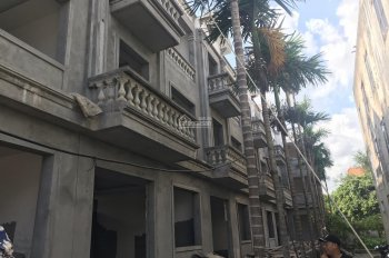 Bán nhà 3 tầng tổ 6, TT An Dương