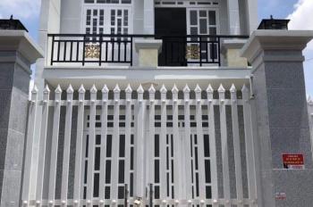 Bán gấp căn nhà đang cho thuê 8tr/th, đường Nguyễn Ảnh Thủ - Q12, sổ riêng, giá 1 tỷ 4