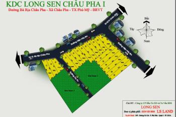 Chính chủ cần bán đất nền dự án Long Sen. Liên hệ 0978535229