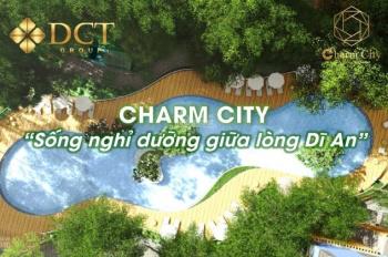 Mua block cuối cùng dự án Charm City nhận ngay 6 chỉ vàng liền tay