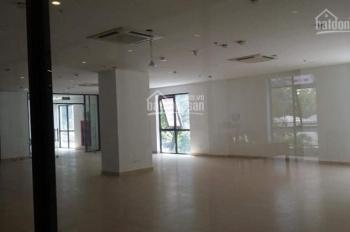 Cho thuê sàn thương mại, shophouse đẹp nhất dự án D2 Giảng Võ DT 459m2, 180tr/tháng, 0962522094