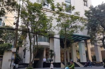 Bán tòa nhà tại mặt phố Hàng Chuối, diện tích 560m2, 16 tầng, mặt tiền 17m, giá 490 tỷ