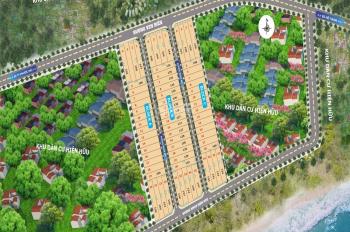 Bán đất ven biển Hồ Tràm, thích hợp cho kinh doanh, sổ hồng riêng, thổ cư 100%, CK 5% LH 0901545493