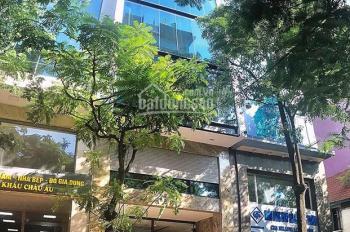 Vị Trí KD Sầm Uất cho thuê 100tr/th, Bán nhà MP Tôn Đức Thắng 100m2 x 6 tầng, MT 5m, giá 35 tỷ