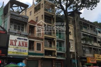 Bán nhà mặt tiền Nguyễn Tri Phương P. 9, Quận 5, DT: 4 x 15 m. Trệt + 1 lầu, giá 19.5 tỷ TL