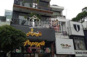 Cho thuê nhà nguyên căn MT Nguyễn Thái Học, Quận 1. DT 7x25m, 1 lầu. Lh 0906344496