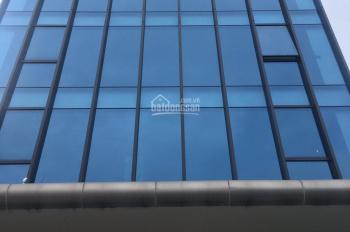 Cho thuê nhà mới MP Phú Diễn, Từ Liêm, 190m2 * 6 tầng 1 hầm, giá 100 triệu/th. LH. 0968120493