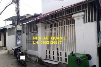Bán nhà 60m2, giá 3,3 tỷ, hẻm thông, p. Bình Trưng Tây, quận 2. LH: 0902126677