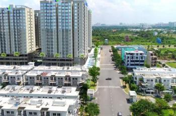 Nhà phố liên kế Lovera Park cho thuê nguyên căn shophouse đã hoàn thiện DT 5m x 15m 1 trệt 2 lầu