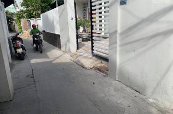 Bán đất kiệt 112 Phạm Nhữ Tăng thông 282 Hà Huy Tập