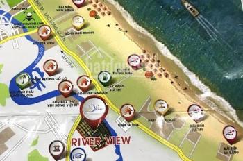 Đất nền River View đường 10m5 giá 14 tr/m2 rẻ nhất dự án