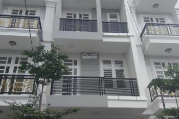 Nhà phố mới xây 3 lầu 4PN 5WC, DT: 5x16m, hẻm xe tải 8m ngay Bình Triệu, cách Phạm Văn Đồng 200m