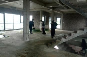 Cho thuê BT Vigracera Xuân Phương, DT 97m2 x 4 tầng, cho thuê lâu dài, LHCC 0936126698, miễn TGMG