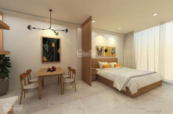 Chính chủ cho thuê, căn hộ thiết kế đẹp, đẳng cấp, đầy đủ nội thất, tiện tích gần Cách Mạng Tháng 8