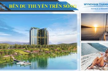 Wynham Thanh Thủy, căn hộ nghỉ dưỡng 5* kết hợp tắm khoáng nóng, giá chỉ từ 793tr, LH: 0982 553 975