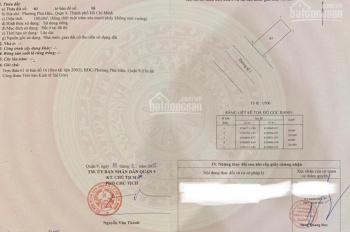 Cần bán gấp lô đất mặt tiền Bưng Ông Thoàn, 8x20m, giá 11.2 tỷ, LH: 0911.788.268