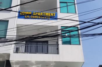 Bán CHDV HĐ thuê 162,085tr HĐ thuê lâu dài, 8.5x20m hầm 7 tầng, đường Nguyễn Cửu Vân giá 35 tỷ TL