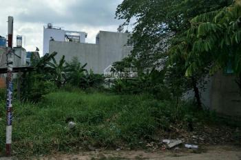 Bán gấp lô đất Nguyễn Thị Pha, Đông Thạnh, Hóc Môn, 100m2, thổ cư, SHR, 2 tỷ