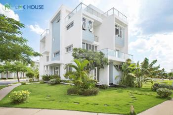 Cần bán căn biệt thự đơn lập Villa Park ở P. Phú Hữu, Q9, xây dựng 1 trệt + 3 lầu - LH: 0902786079