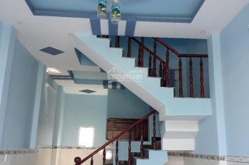 Cần bán căn nhà 3.5 tấm, 3PN, đường nhựa 8m 2 mặt tiền đường, giá 2.3 tỷ