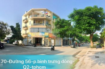 Bán lô đất mặt tiền đường 56 khu Đông Thủ Thiêm 0902454669