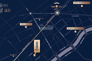 Mua căn hộ quận 1 Manhattan chỉ 3 tỷ/căn, Lotte E and C xây dựng siêu phẩm Novaland. LH 0934111577