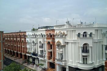 Dự án Mai Anh Mega Mall nhà phố đẹp ở thị trấn Trảng Bàng