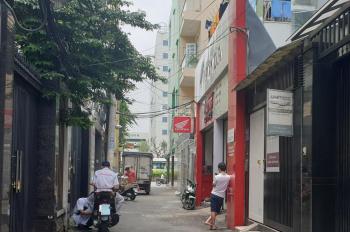 Bán nhà 2 mặt tiền đường Lê Văn Huân, Phường 13 Tân Bình