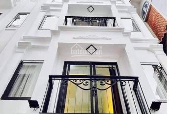 Bán nhà mới Nguyễn Sơn 52m2 x 4,5 tầng, gara ô tô để được 2 cái 4 chỗ. Lh: 0854887128