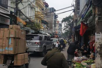 Bán nhà phố mặt phố Vĩnh Hưng kinh doanh đỉnh lô góc vỉa hè, DT 130m2 MT 5m chỉ hơn 8 tỷ