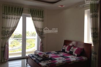 Phòng nội thất, ban công & bếp công viên bờ kè Hoàng Sa, Tân Định, quận 1, giá 6,5tr/th
