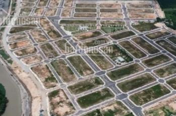 Bán đất sổ đỏ thổ cư 100% mặt tiền đường Hùng Vương thị xã Bến Cát giá chỉ 700tr/ nền. 093 5090 426