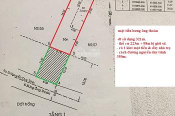 Bán khu nhà mặt tiền Bưng Ông Thoàn 12 tỷ/ 320m2 sử dụng - thổ cư 223.4m2. 0902454669